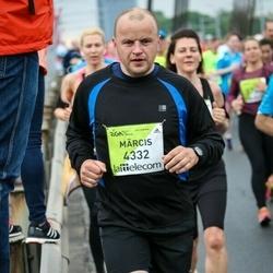 The 26th Lattelecom Riga Marathon - Mārcis Liekmanis (4332)