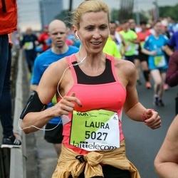 The 26th Lattelecom Riga Marathon - Laura Kalniņa (5027)