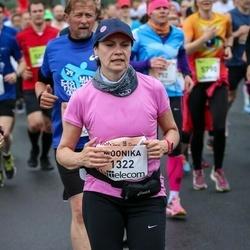 The 26th Lattelecom Riga Marathon - Moonika Kitt (1322)