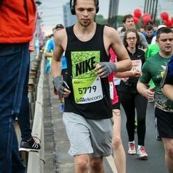 The 26th Lattelecom Riga Marathon - Kārlis Meiers (5779)