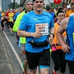 The 26th Lattelecom Riga Marathon - Vilnis Brakovskis (1038)