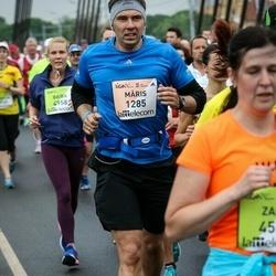 The 26th Lattelecom Riga Marathon - Māris Ķikāns (1285)