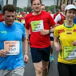 The 26th Lattelecom Riga Marathon - Matīss Ĝèrmanis (4867)