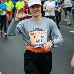 The 26th Lattelecom Riga Marathon - Tuulia Havia (601)