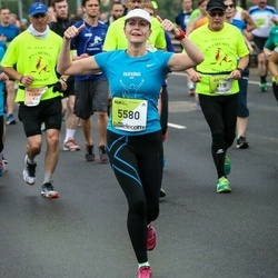 The 26th Lattelecom Riga Marathon - Lina Poskuviene (5580)