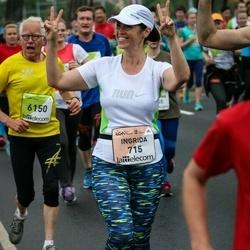The 26th Lattelecom Riga Marathon - Ingrida Voicechovska (715)