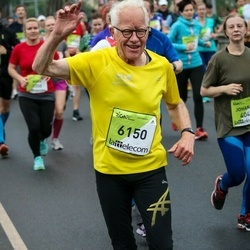 The 26th Lattelecom Riga Marathon - Bernhard Kreienbaum (6150)