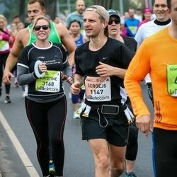 The 26th Lattelecom Riga Marathon - Sergejs Bogdanovs (1147)