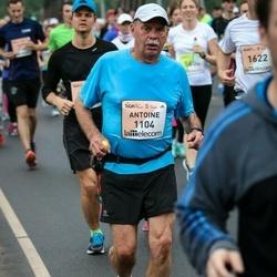 The 26th Lattelecom Riga Marathon - Antoine Parmentier (1104)