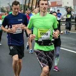 The 26th Lattelecom Riga Marathon - Jānis Bruševics (5598)