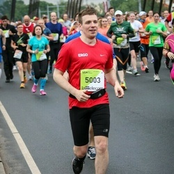 The 26th Lattelecom Riga Marathon - Aigars Kadiķis (5003)