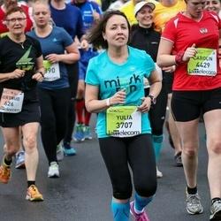 The 26th Lattelecom Riga Marathon - Yulia Hareyeva (3707)