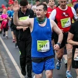 The 26th Lattelecom Riga Marathon - Jānis Kravaļs (5611)