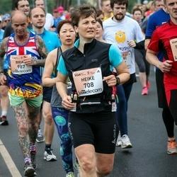 The 26th Lattelecom Riga Marathon - Heike Knorr (708)