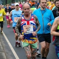 The 26th Lattelecom Riga Marathon - Brian Mills (987)