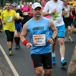 The 26th Lattelecom Riga Marathon - Mariusz Szkoda (1024)