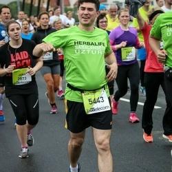 The 26th Lattelecom Riga Marathon - Mindaugas Stukanas-Macius (5443)