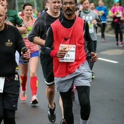 The 26th Lattelecom Riga Marathon - Dinesh Kumar Alandur Baskar (724)