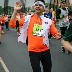 The 26th Lattelecom Riga Marathon - Pēteris Serģis (6490)