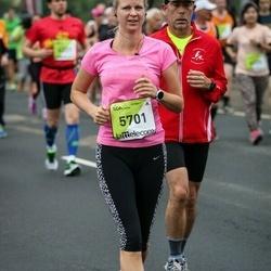 The 26th Lattelecom Riga Marathon - Agnese Atvare (5701)