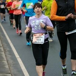 The 26th Lattelecom Riga Marathon - Sandra Kramer (523)