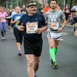 The 26th Lattelecom Riga Marathon - Markku Viljamaa (858)