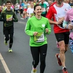 The 26th Lattelecom Riga Marathon - Julia Vershinina (5052)