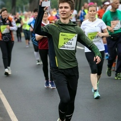 The 26th Lattelecom Riga Marathon - Vitalii Lakusta (4306)