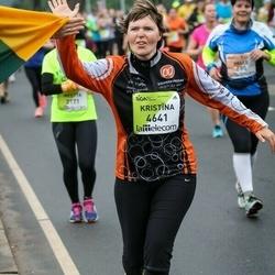The 26th Lattelecom Riga Marathon - Kristīna Ēce (4641)