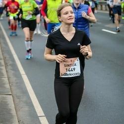 The 26th Lattelecom Riga Marathon - Sintija Geidāne (1449)
