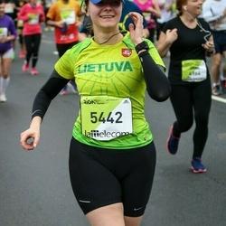 The 26th Lattelecom Riga Marathon - Miglė Antanavičiūtė (5442)