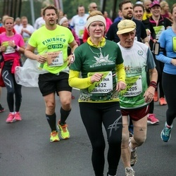 The 26th Lattelecom Riga Marathon - Kristīna Elksne (4632)
