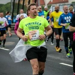 The 26th Lattelecom Riga Marathon - Janne Alakoski (848)