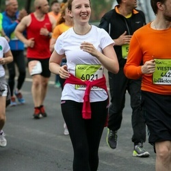 The 26th Lattelecom Riga Marathon - Ieva Zeire (6021)