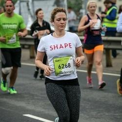 The 26th Lattelecom Riga Marathon - Dagnija Asare (6268)