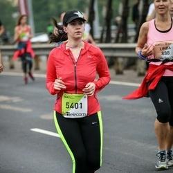 The 26th Lattelecom Riga Marathon - Lelde Paula Ozoliņa (5401)