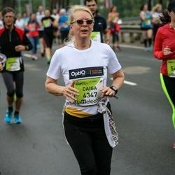 The 26th Lattelecom Riga Marathon - Daiga Gulbe (4347)