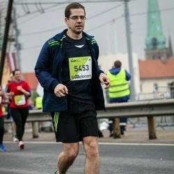The 26th Lattelecom Riga Marathon - Edgars Zelenko (5453)