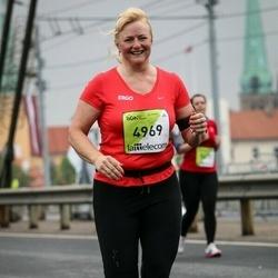 The 26th Lattelecom Riga Marathon - Kristīne Reinolde (4969)