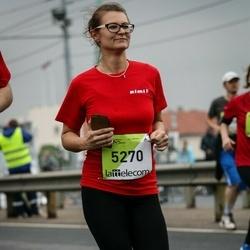 The 26th Lattelecom Riga Marathon - Zane Dovgane (5270)