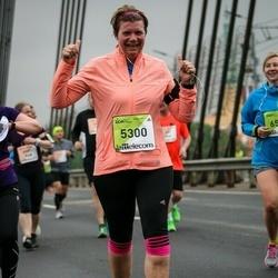 The 26th Lattelecom Riga Marathon - Anja Soerensen (5300)
