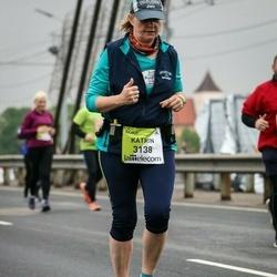 The 26th Lattelecom Riga Marathon - Katrin Struzak (3138)