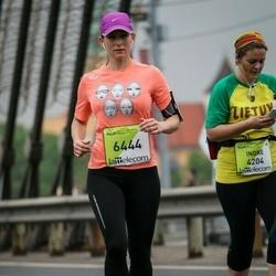 The 26th Lattelecom Riga Marathon - Ainar Ojasaar (644), Indrė Tala (4204)