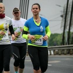 The 26th Lattelecom Riga Marathon - Irina Peter (5697), Franziska Fitzner (6075)