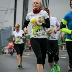 The 26th Lattelecom Riga Marathon - Irina Peter (5697)
