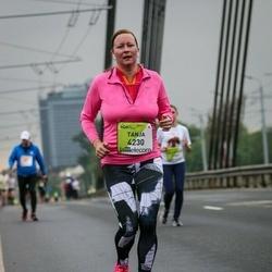 The 26th Lattelecom Riga Marathon - Tanja Hentunen (4230)