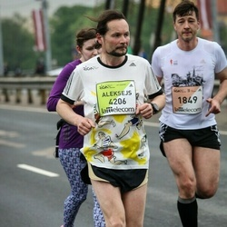 The 26th Lattelecom Riga Marathon - Aleksejs Šaripovs (4206)