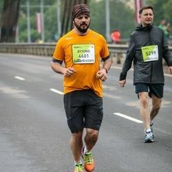 The 26th Lattelecom Riga Marathon - Øyvind Hafell (4601)