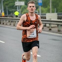 The 26th Lattelecom Riga Marathon - John Volkenandt (1338)