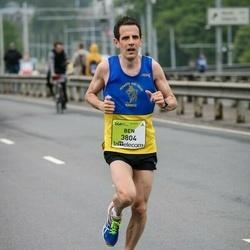 The 26th Lattelecom Riga Marathon - Ben Butler-Madden (3804)